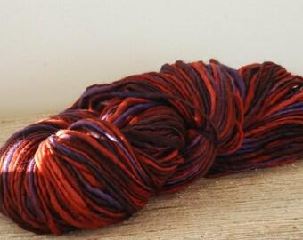 SALE! KOLIBRI - WINE - pure Wool - 100gr/3.5oz
