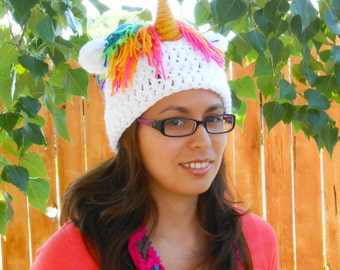 Unicorn Hat - Made to Order