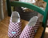 no 104 Samantha Women's Shoes PDF Pattern