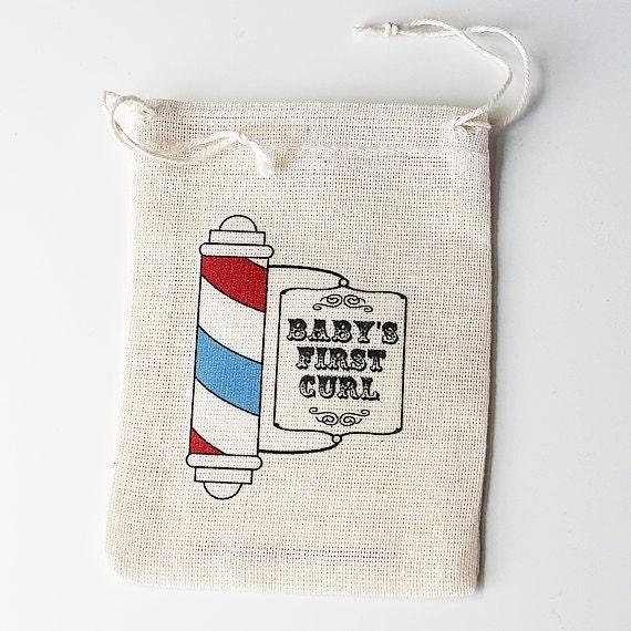 Baby\'s First Curl Keepsake Pouch & Haircut Certificate by Bushel ...