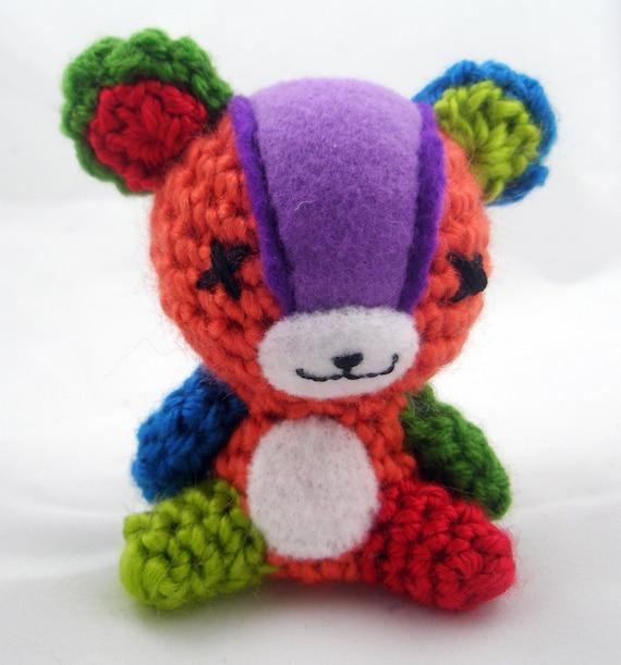 Amigurumi Crochet Stitches : Crochet Pattern Stitches Amigurumi Animal Crossing by ...