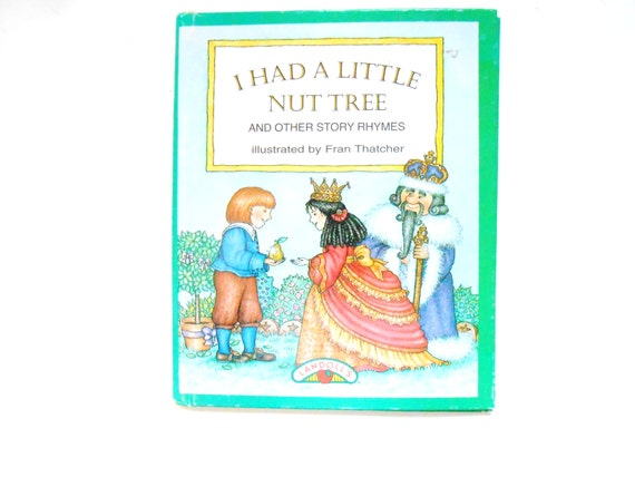 Items Similar To I Had A Little Nut Tree A Vintage