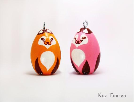 Custom Fox Ornament or Figurine