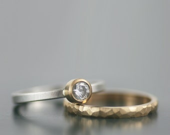 wedding bands womens wedding band set engagement ring wedding ring set wedding rings - Wedding Ring Alternatives
