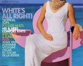 Vogue Knitting International SPRING SUMMER '99