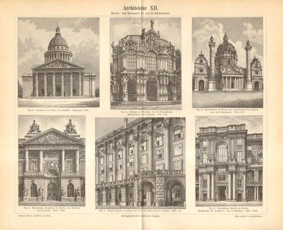 German Th Century Interior Design