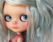 OOAK custom Blythe doll by Sharon Avital - 'Skylar'