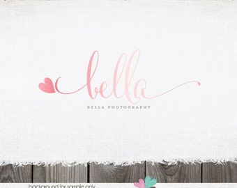 photography logo Premade Logo logo design photographer logo blog logo blog header photography logos and watermarks sewing logo jewelry logo