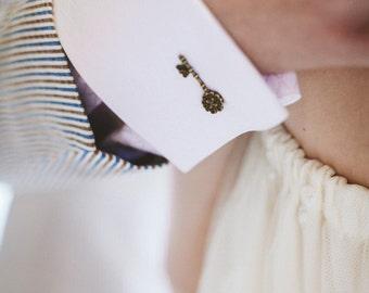 Set of Four Key Wedding Cufflinks wedding favors groomsmens gifts grooms