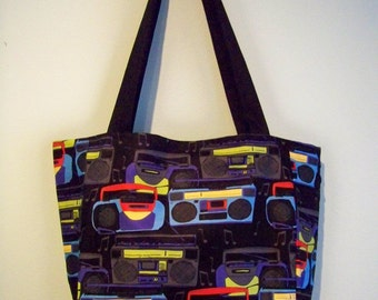 ghettoblaster bag