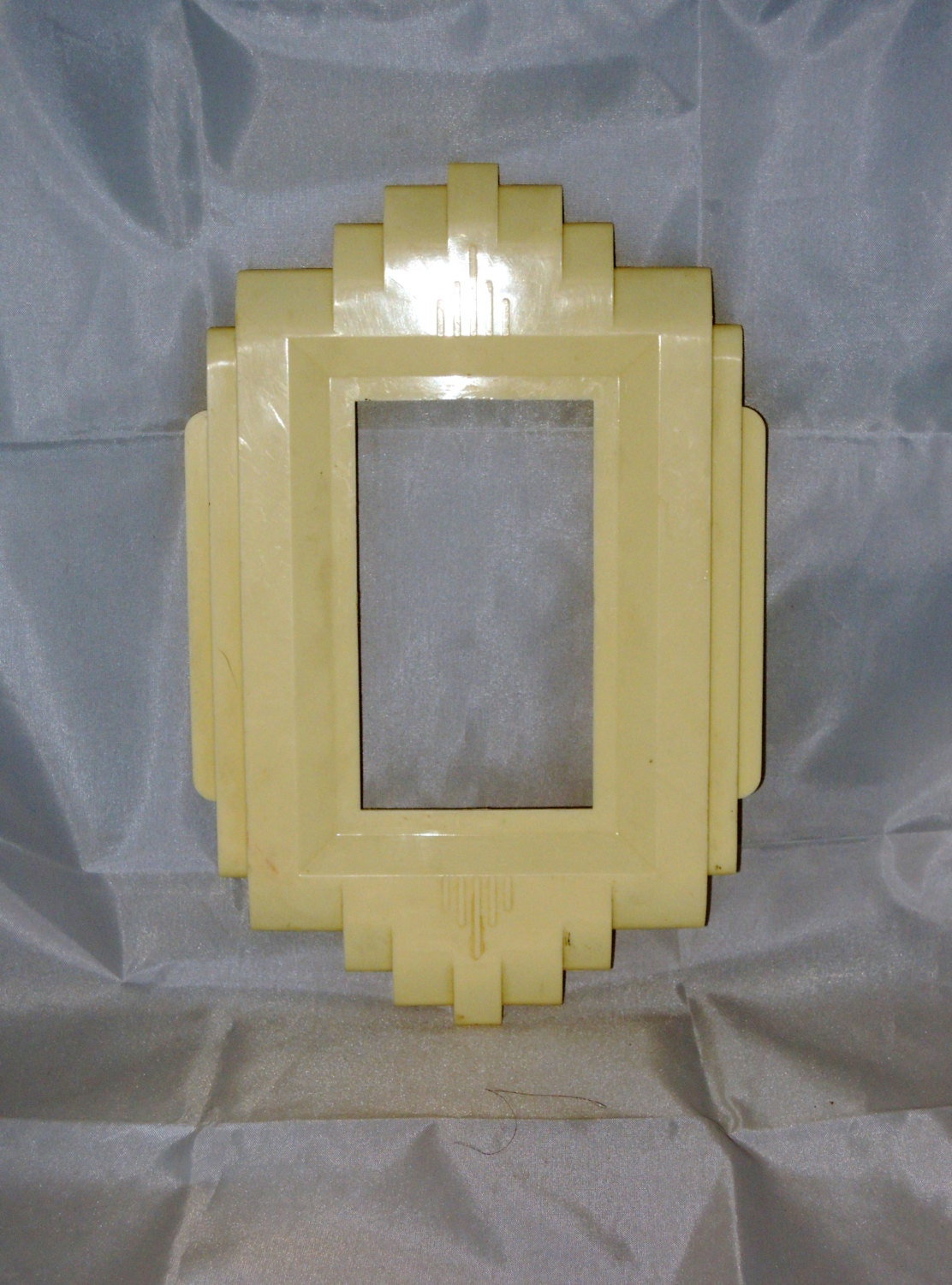 Art Deco Light Switch Cover Wall Protector