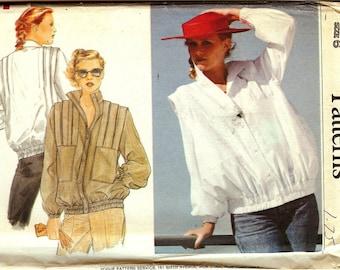 Vintage 1970s Vogue Pattern 7307 - Misses Jacket - Size 6 - UNCUT