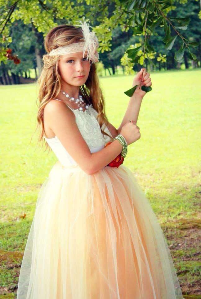 Create Junior Bridesmaid Dresses 36