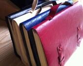 satchel journal - a5 - personalise it!