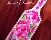 """Lilly Pulitzer """"First Impressions"""" Paddle"""