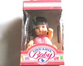 Vintage Hasbro Doll Love - A - Bye  Unopened Original in Box 1987