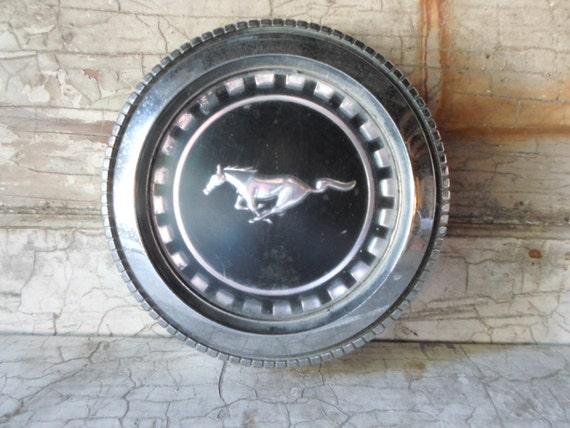 Vintage Gas Cap : Ford mustang gas cap chrome vintage s auto