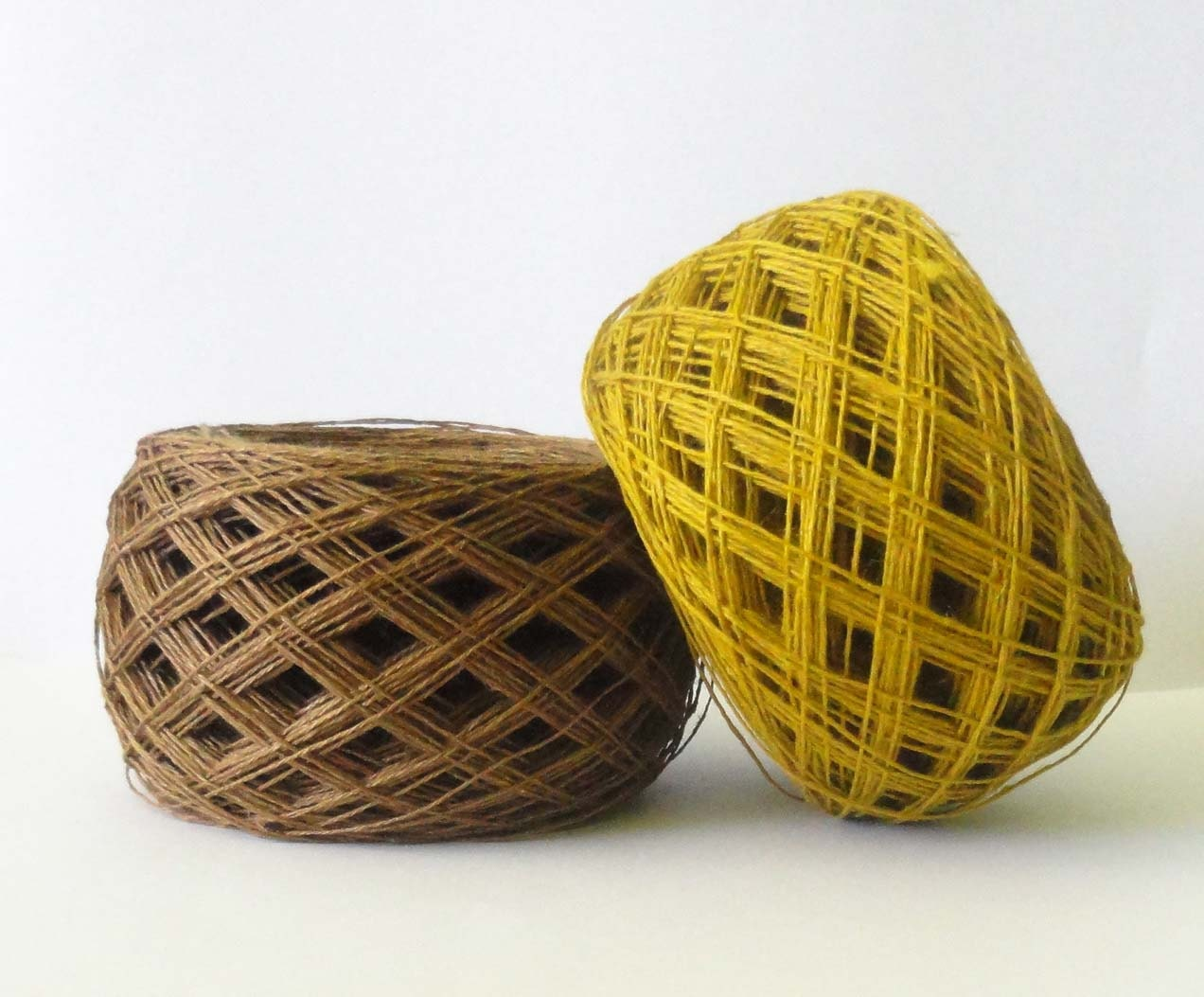 Linen Yarn : 3ply linen yarn linen thread crochet yarn by AureliaBoutique