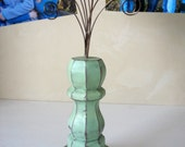 """Photo Jewelry Pedestal Tree Stand Unique Display - 14"""" MADE TO ORDER Color Options"""