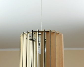 Wooden Lamp / Eco-friendly / Accent for home / Decorative ceiling lamp / Wooden Lamp shade