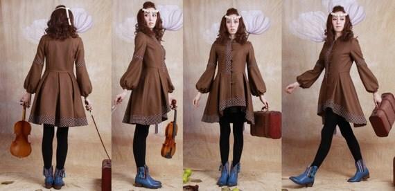 patchwork wool dress wool coat wool jacket winter dress winter jacket winter coat