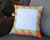 Ant Maze Pillow Covers