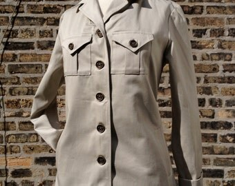Standard Issue Scout Jacket- Stone