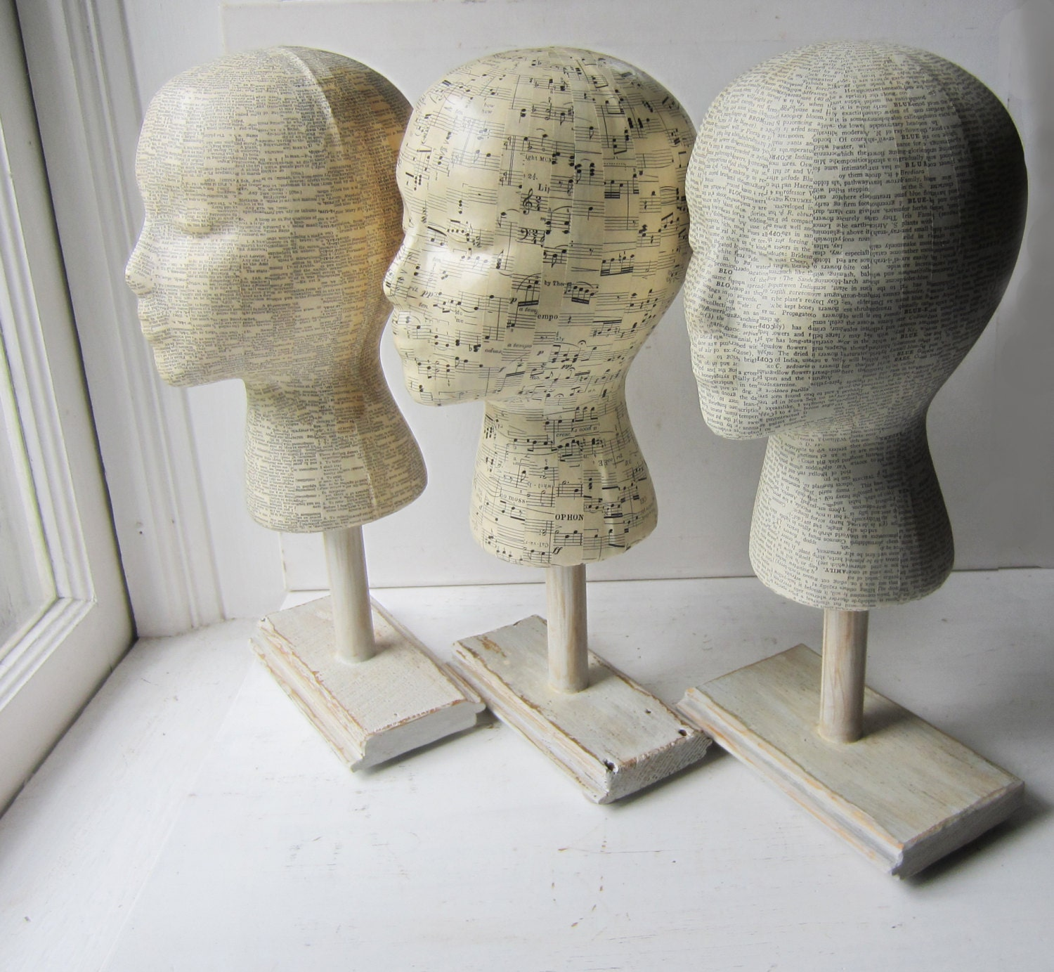 Sale Mannequin Head Hat Display With Base By