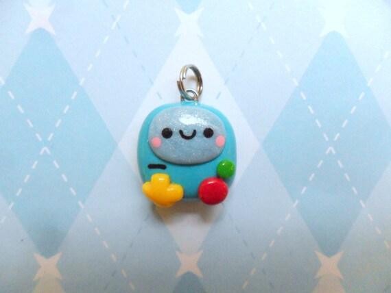 Kawaii Chibi BMO Adventure Time Charm