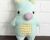 Bear Plush Toy - Soft toy - Stuffed toy - Stuffed Animal - Bear soft toy - Pillow -  READY TO SHIP