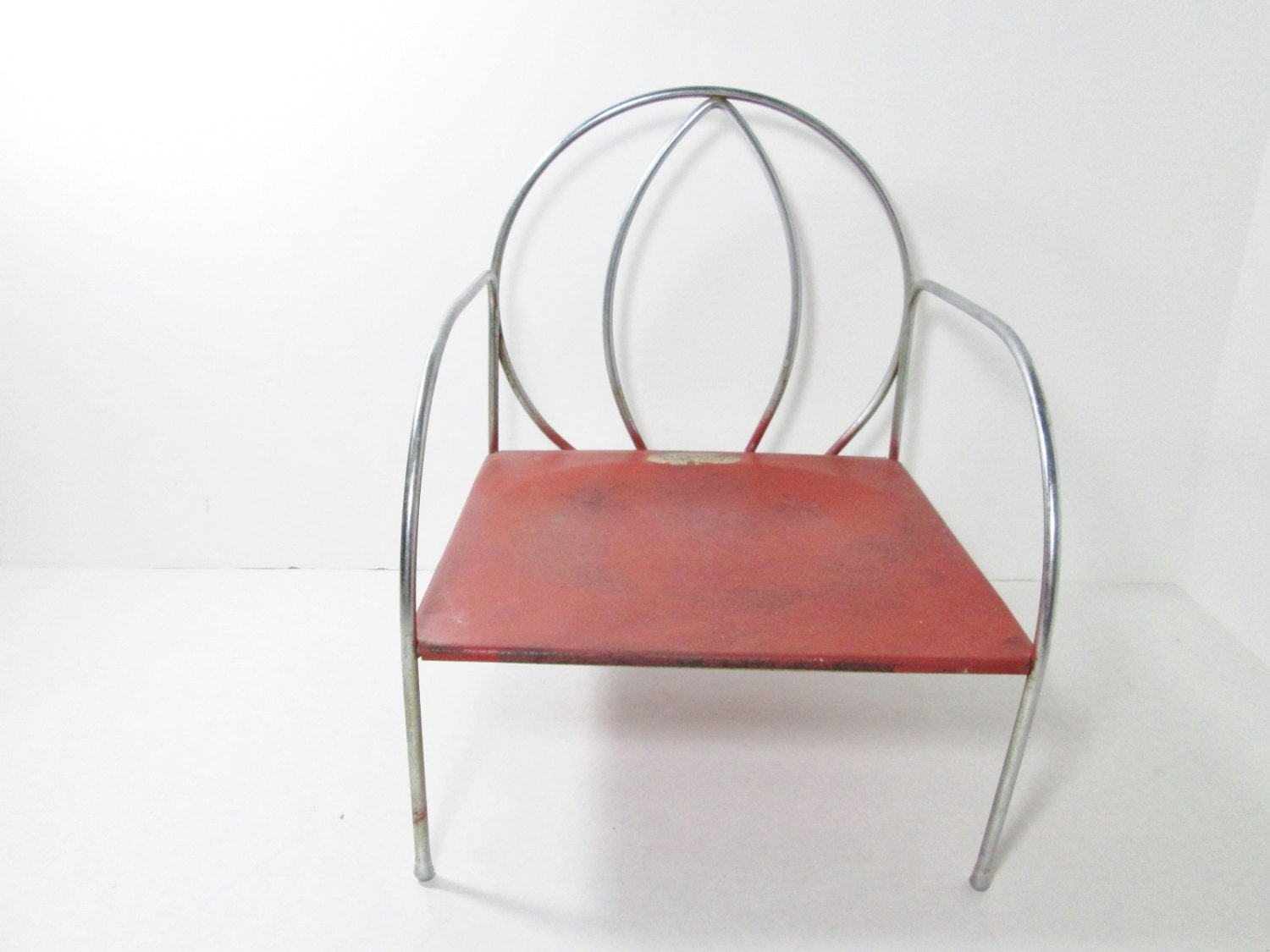 Vintage Childs Chair Booster Jack N Jill Kiddie By GirlPickers. Full resolution‎  photo, nominally Width 1500 Height 1125 pixels, photo with #8D423E.