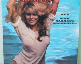 Charo Record - Cuchi Cuchi - Vintage Vinyl Album - 1977 LP