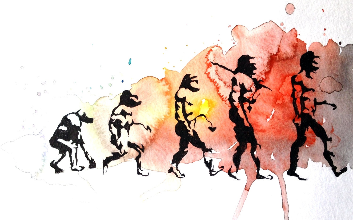 the evolution of art How did the human brain evolve so that consciousness of art could develop in  the psychology of art and the evolution of the conscious brain, robert solso.
