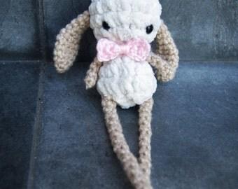 Brendan - Crochet Bunny Rabbit Amigurumi