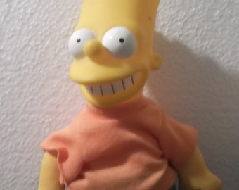 1990 Burger King Simpsons Bart Doll
