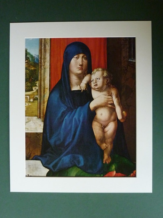 exploring the subject matter of madonna and child The subject of the work i observed was a madonna enthroned painting, a pictorial representations of mary, the mother of jesus, with her child.