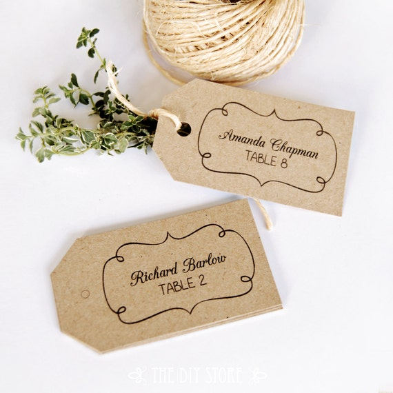 Insane image within printable escort cards