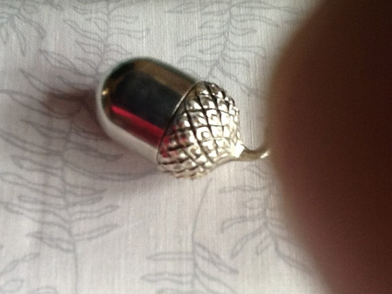 Tiffany Amp Co Sterling Silver Acorn Pill Box By Catandpig