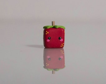 Cubed Fruits - Strawberry