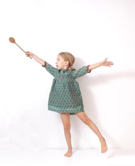Boho Tunic Pattern Girls Boho Dress Tunic Pattern