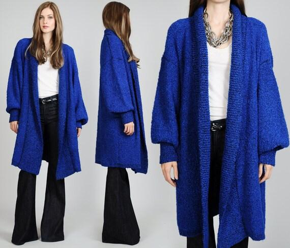 Blue Long Jacket - JacketIn