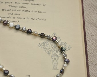 Multi Colour Baroque Freshwater Pearl Necklace