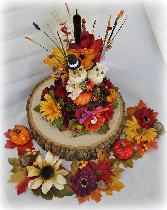 fall wedding cake toppers items similar to wedding cake topper and decorations combo 14178