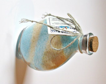 Bath Salts, Sea Salt Bath Soak, Scented- 1 jar, 6 oz