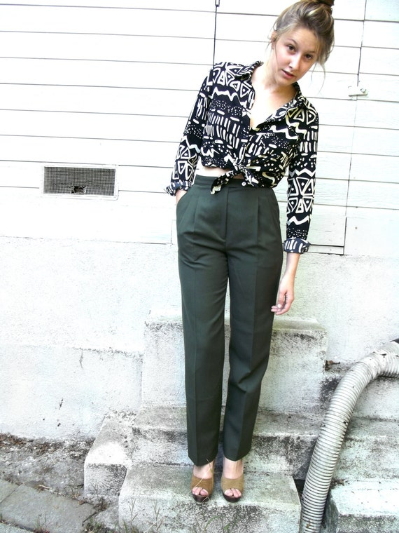 Vintage Dress Pants 66