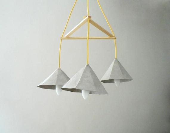 Chandelier Lighting Ceiling Light Chandelier Pendant Light – Paper Mache Chandelier