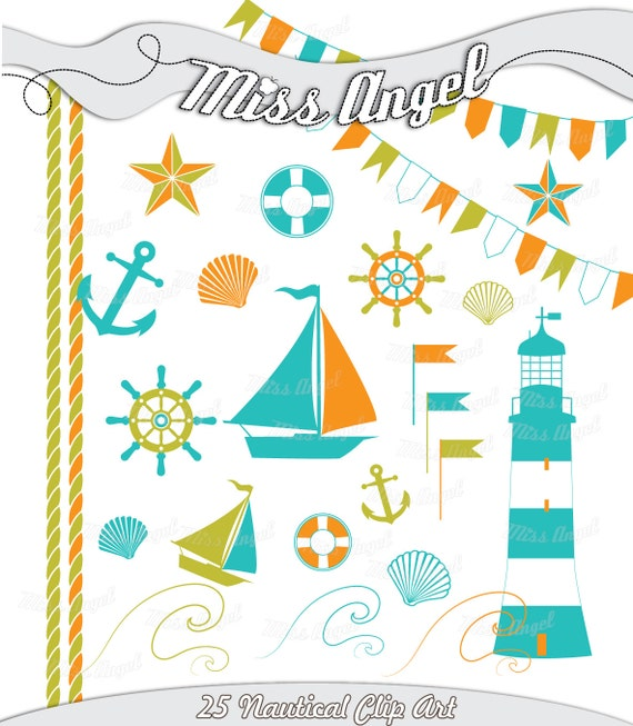 clipart  nautical ...