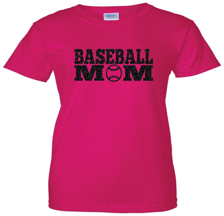 Baseball Mom Shirt Baseball Shirt Baseball By