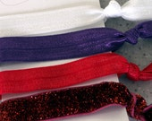 Sailor Mars Hair Tie Set