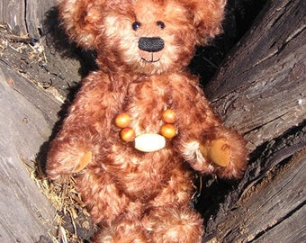 Teddy Bear Sewing PDF Pattern